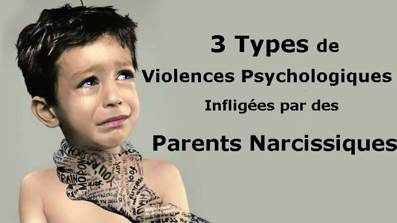 3 types de violences psychologiques inflig es par des parents narcissiques. Black Bedroom Furniture Sets. Home Design Ideas