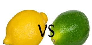 citron vs lime