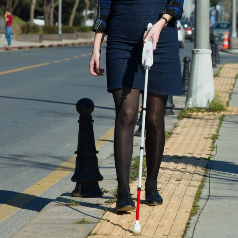 canne intelligente WeWalk